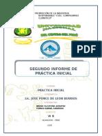SEGUNDO INFORME PRACTICA INICIAL.docx