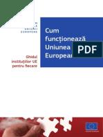 Ghidul Institutiilor UE