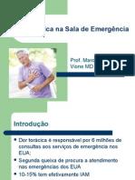 Dor Torácica Na Sala de Emergência