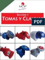 213 VCP Electric-Laumayer-Tomas y Clavijas Especiales-Tomas y Clavijas Industriales