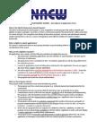 nacw achievement award criteria and description 2015