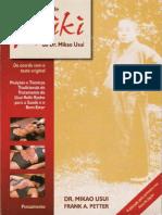 Livro - Manual de Reiki Dr. Mikao Usui