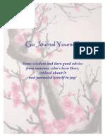 Go Journal Yourself!