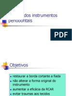 Afiação+dos+instrumentos+periodontais
