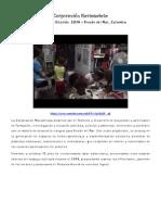 Informe Anual Mariamulata 2014