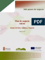 Plan de Inversión Sauna