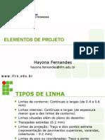 Elementos Do Desenho Arquitetonico