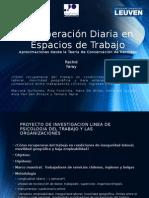 Jornadas de Investigación Uchile 2015 Recovery