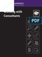 Working With Consultants