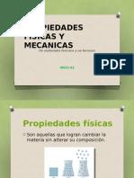 Propiedades Fisicas y Mecanicas de Materiales Ferrosos
