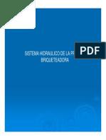 Sistema Hidraulici Prensa de Briqueteadora