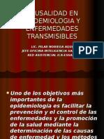 Causalidad en Epidemiologia y Enfermedades Transmisibles C-7