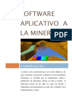 Software Aplicativo a La Mineria