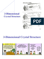 3D Crystal Structure