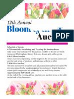 2015 Auction Booklet