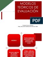 Clase 3. Modelos Teoricos de Evaluacion
