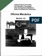 Apostila Curso - Oficina Mecânica