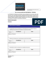Criterios de Evaluacion de Proyecto Aplicado P15 1.0