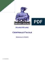 Centrale Facile Manuale Utente Rev4.1