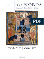 Tony Crowley