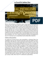 Social Problems Faced By Indian Men..pdf