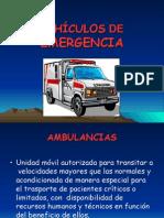 APH - Vehículos de Emergencia