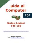 Guida al Computer - Sintesi Lezioni 141-150