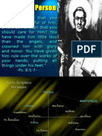 Part II (on Human Person.ppt1)