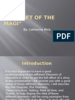 Elements of Literature in Gift of the Magi_Catherine Mick
