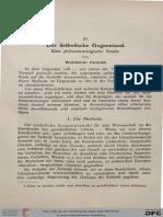 Conrad, W. - Der ästhetische gegenstand - Zeitschrift für ästhetische und allgemaine kunstwissenschaft 3, 1908, 71-118.pdf