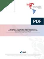 Womens Economic Empowerment