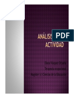 Analisis de La Actividad