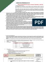 UNIDAD DE APRENDIZAJE Nº 08 -FLOR.doc