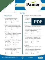X Sem 10 Factorización MCD - MCM