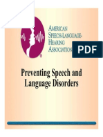 preventingspeechandlanguagedisorders