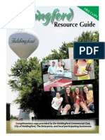 Holdingford Resource Guide 2015