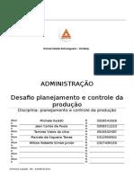 212920247 ATPS Planejamento e Controle Da Producao