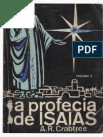 A Profecia de Isaías - A. R. Crabtree - VOLUME II