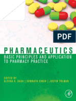 Pharmaceutics Basic Principles