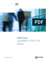 GigaSPEED X10D FTP Solution Guide
