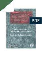 María Del Refugio González, Historia Del Derecho Mexicano, 1992