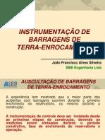3. Instrumentação Barragens Terra