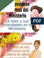 Las Presiones Externas Del Ministerio[1][1]