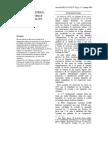 La Población Informal. Poblamiento de La Periferia de Santiago 1920-1970
