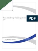 EPRI - Renewable Energy Technology Guide 2012