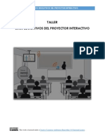 Proyector Interactivo - Usos Educativos INPSRS