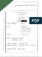Dawn Nguyen parole hearing