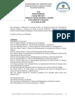 2011 Junio 22 - Acta Consejo Directivo Ordinario
