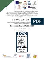 Convocatoria Expociencias Regional PacÃ-fico 2015