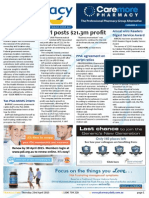 Pharmacy Daily for Thu 23 Apr 2015 - API posts $21.3m profit, AMI 'unconscionable conduct', Commission recommends rules removal, Chemmart displaces Guardian in poll, and much more